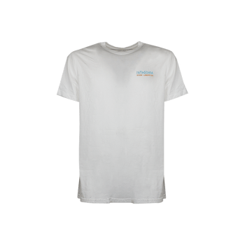 River Liberation Organic T-Shirt - White