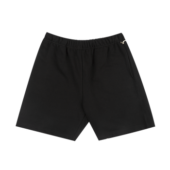 All Eyez Sweatshort - Black