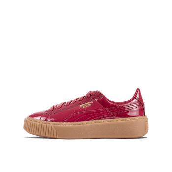 Basket Platform Patent Wn's - Red