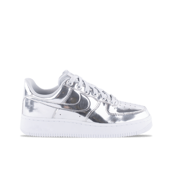W Air Force 1 SP - Chrome/Metallic Silver