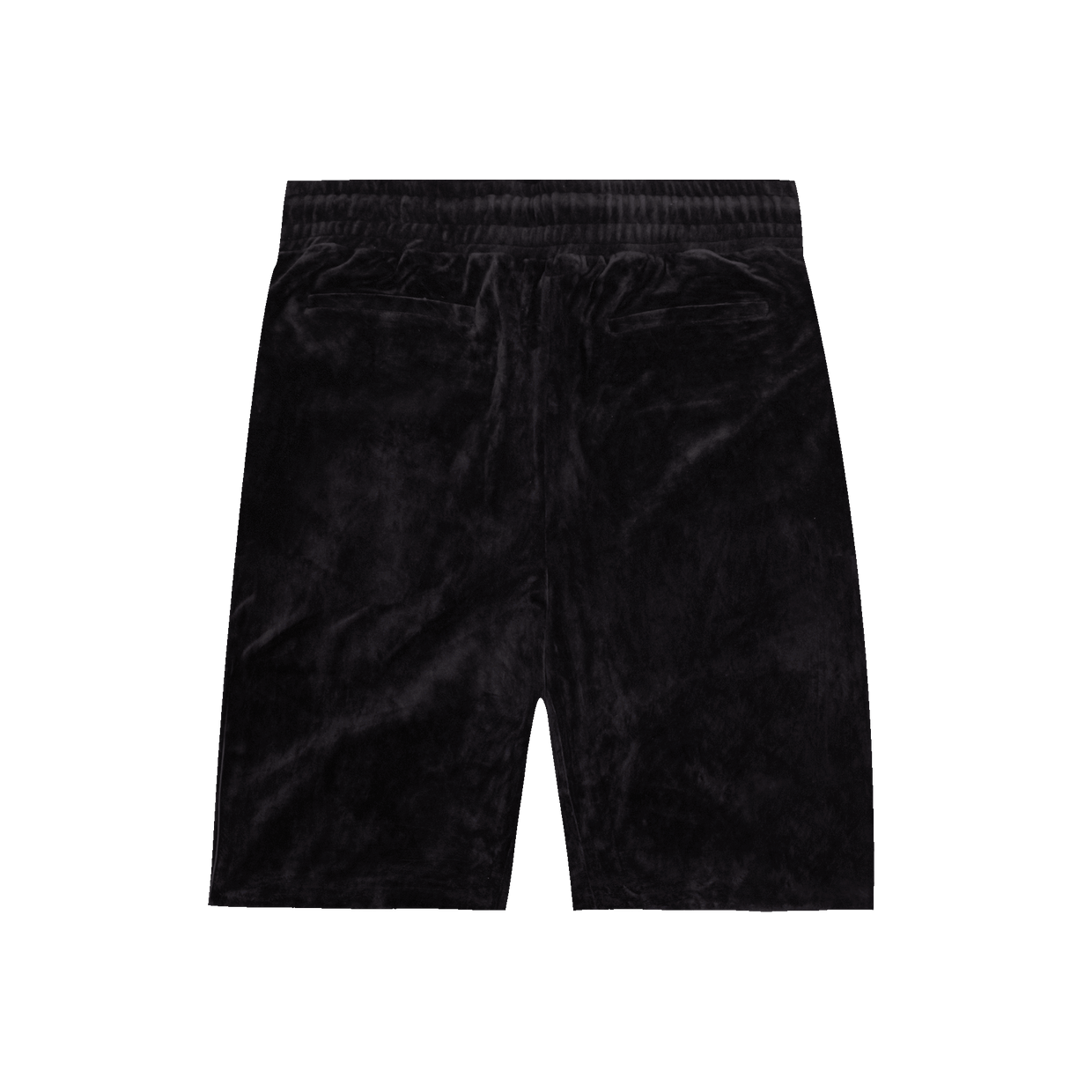 Velour Short 48th Floor - Black