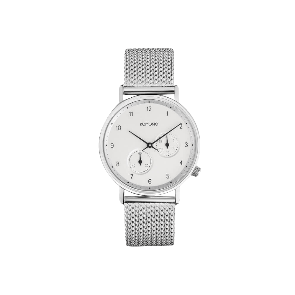 Walther Mesh Crafted - Silver