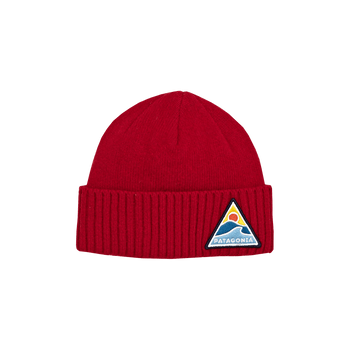 Brodeo Beanie - Classic Red