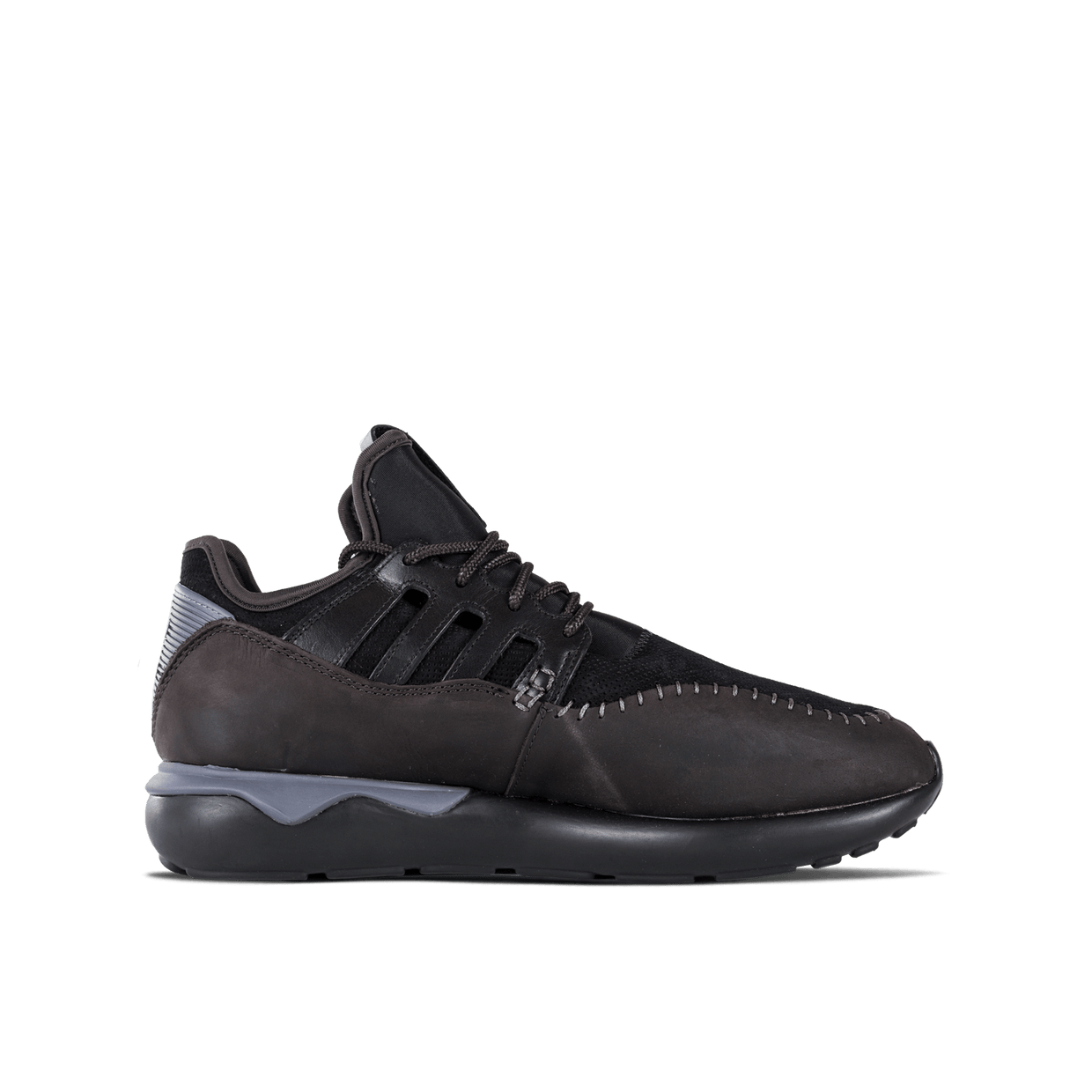 Tubular Moc Runner - Black
