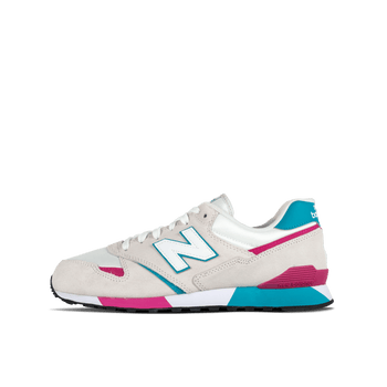 U446SMWT - White/Pink/Light Blue