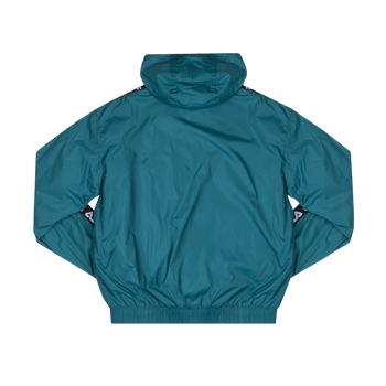 TACEY Tape Wind Jacket - Teal Blue