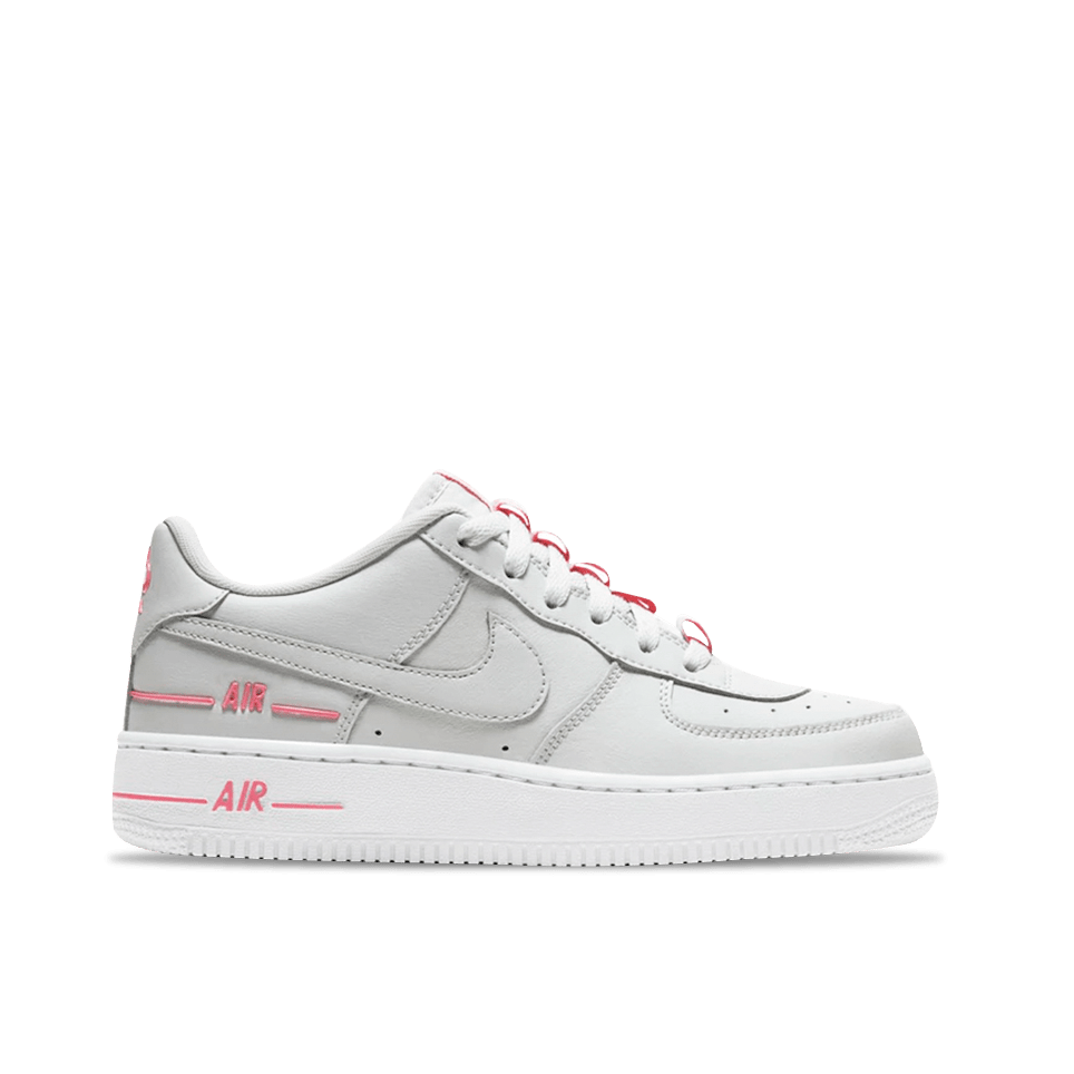 Y The Air Force 1 '07 LV8 3 GS - Grey