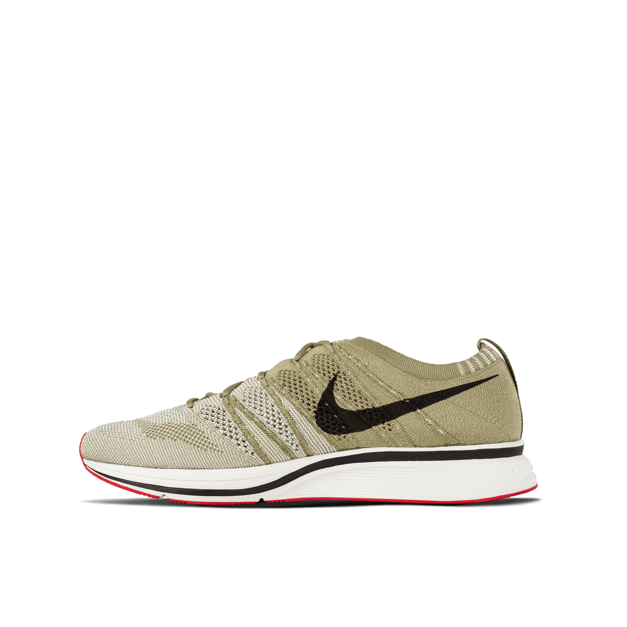 Flyknit Trainer - Olive