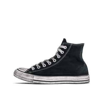 All  Star Hi Canvas LTD - Black