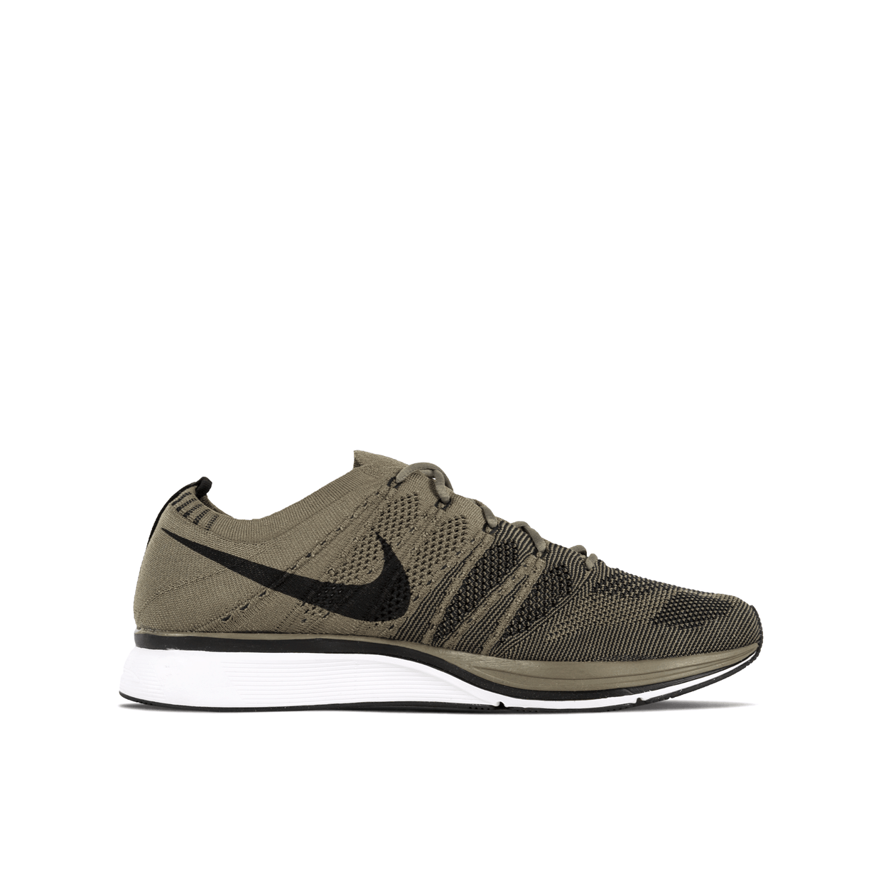 Flyknit Trainer - Medium Olive
