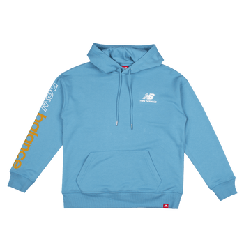 Ess Icon Pullover - Light Blue