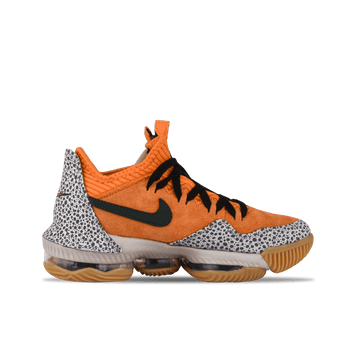 Lebron XVI  Low AC - kumquat/black