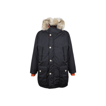 Atlantic Parka - Black