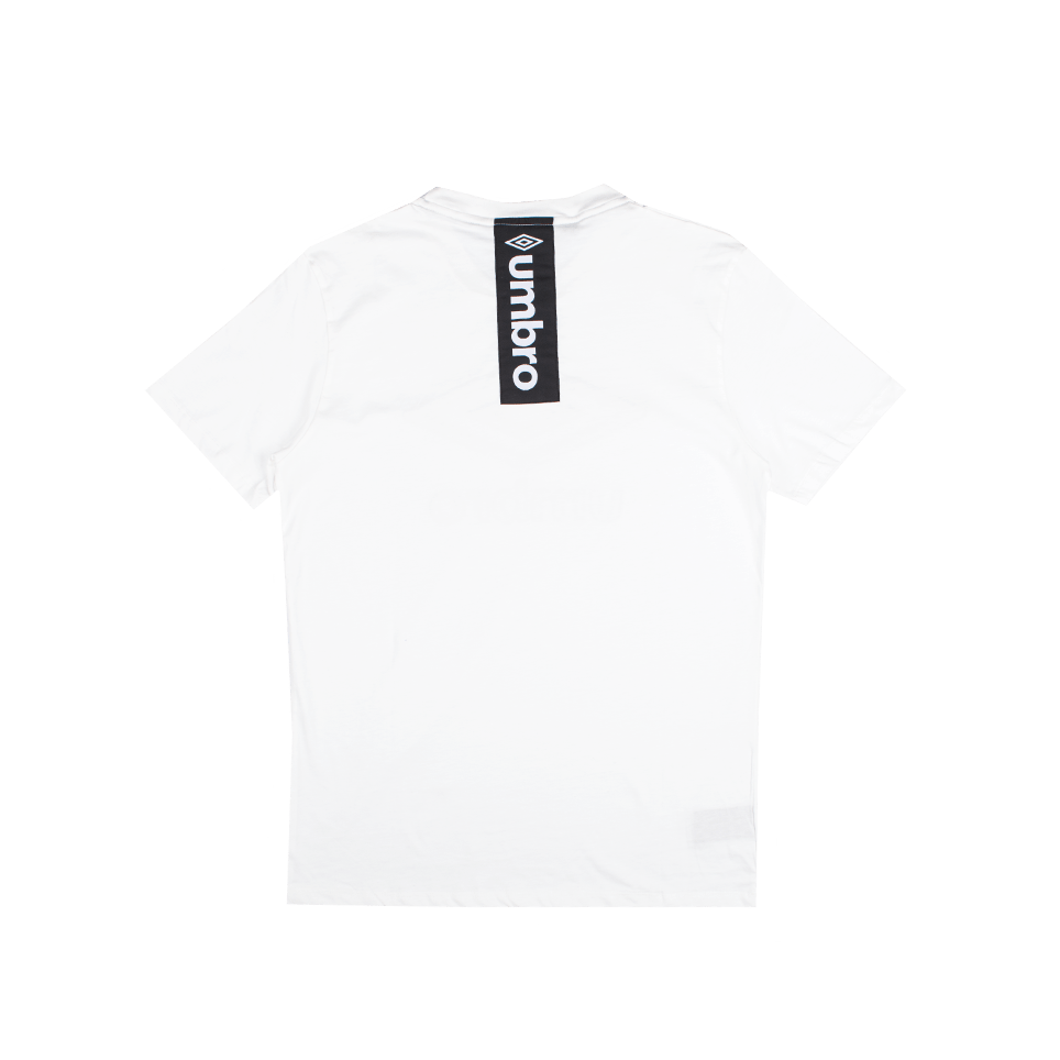 T-shirt Tee Logo - White