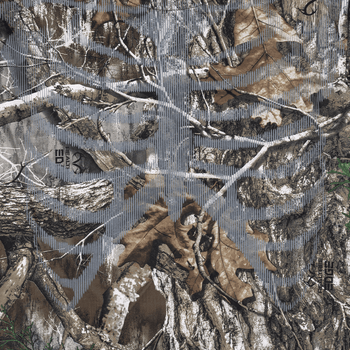 Real Tree Crew Top Skeleton - Camo Tree