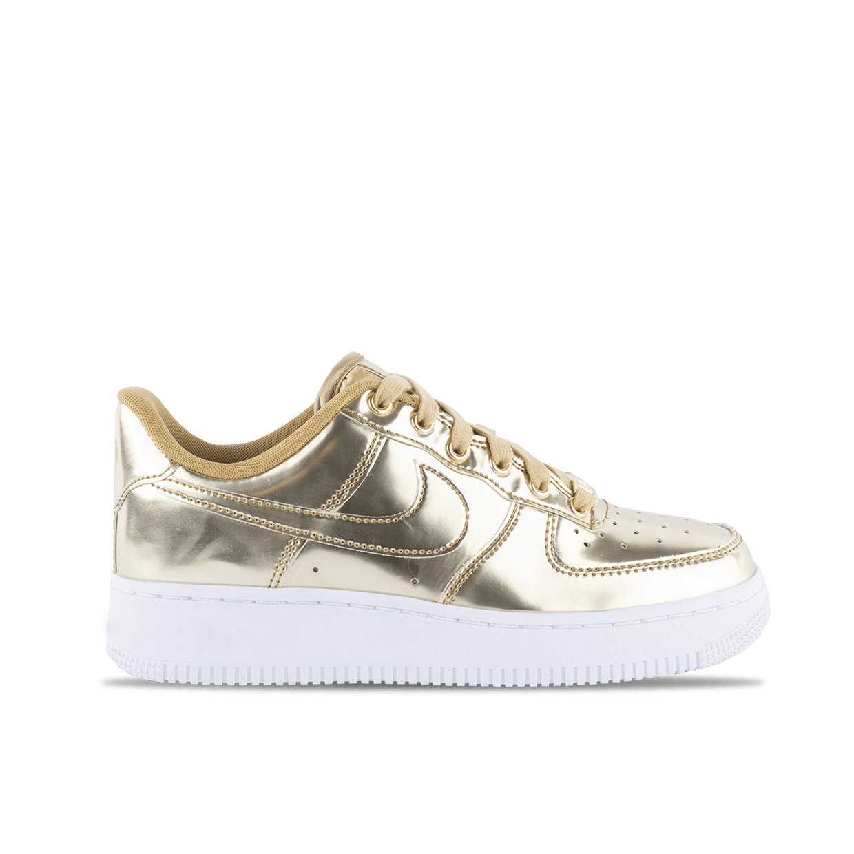 W Air Force 1 SP - Metallic Gold