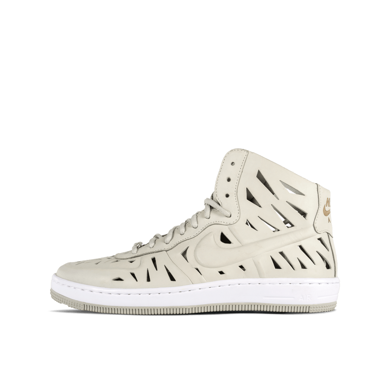 W AF1 Ultra Force MID Joli QS - Light Bone