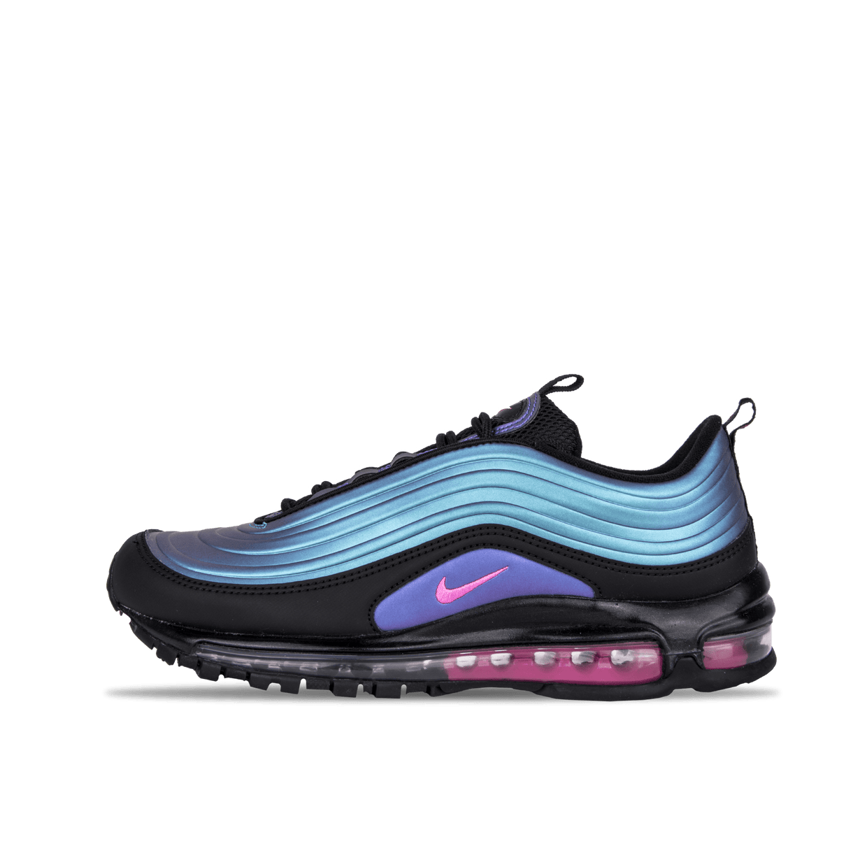 Air Max 97 LX - Black/Laser Fuchsia