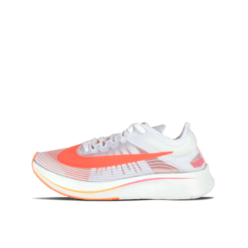 WMNS Nike Zoom Fly SP - White/Orange