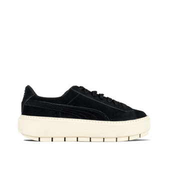 Platform Trace Wn's - Black Marshmallow/Gold