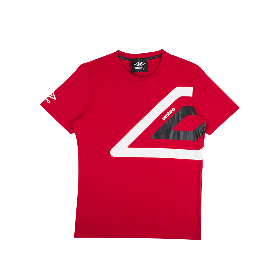 T-shirt Tee Logo - Red