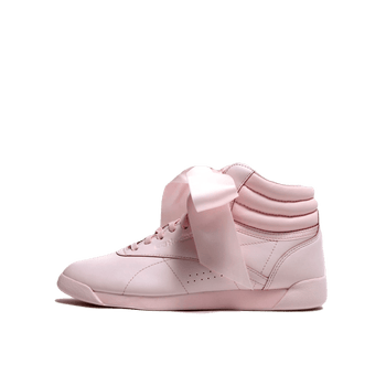 F/S Hi Satin Bow Women - Pink