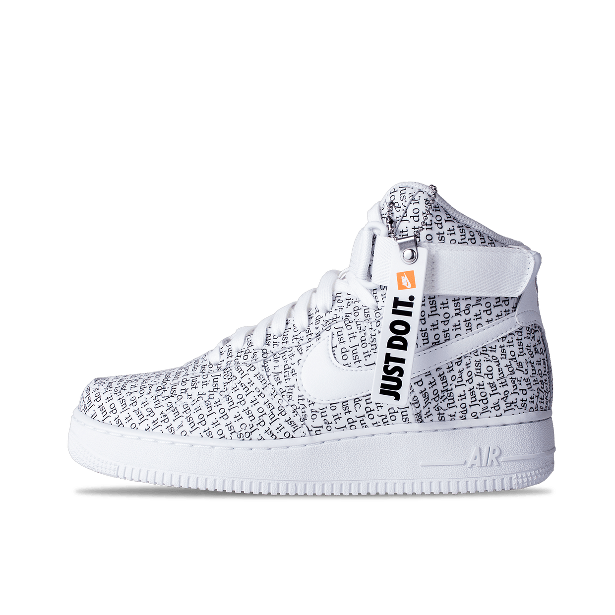 WMNS Air Force 1 HI LX - White/Black