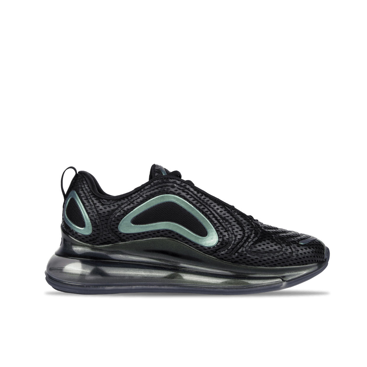 Air Max 720 - Black/Metallic Silver