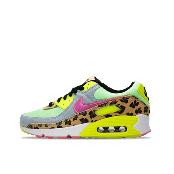 W Air Max 90 LX - Illusion Green/Sunset Pulse
