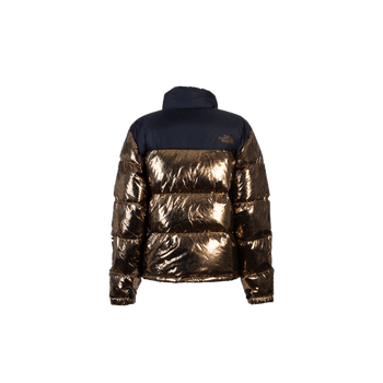 W Retro Nuptse Jacket - Metallic Copper