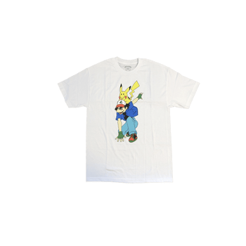 Pikachu T-Shirt - White