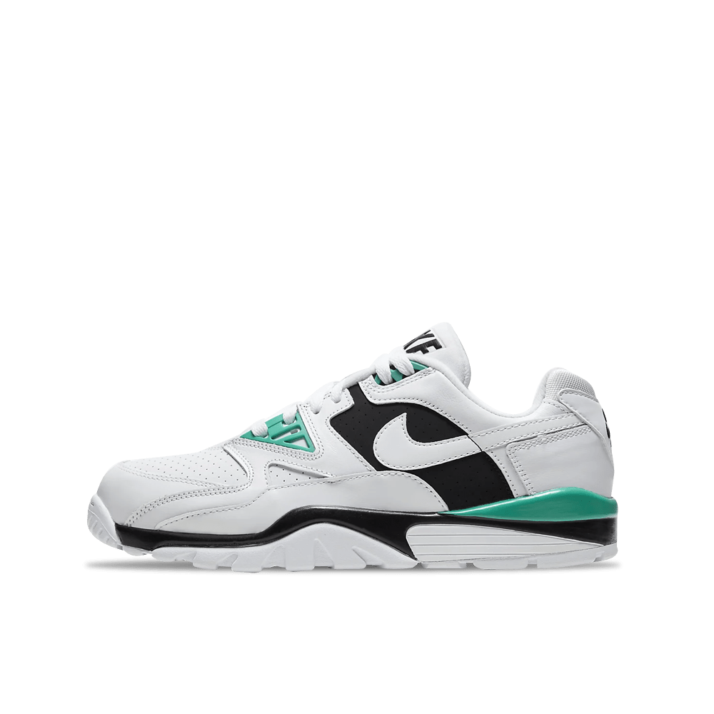 Air Cross Trainer 3 Low - White/Neptune Green