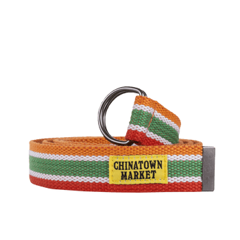 Bodega Loop Belt - Orange/Green