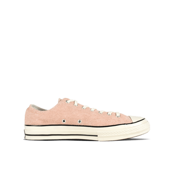 Chuck Taylor OX Hi 70s Suede - Pink