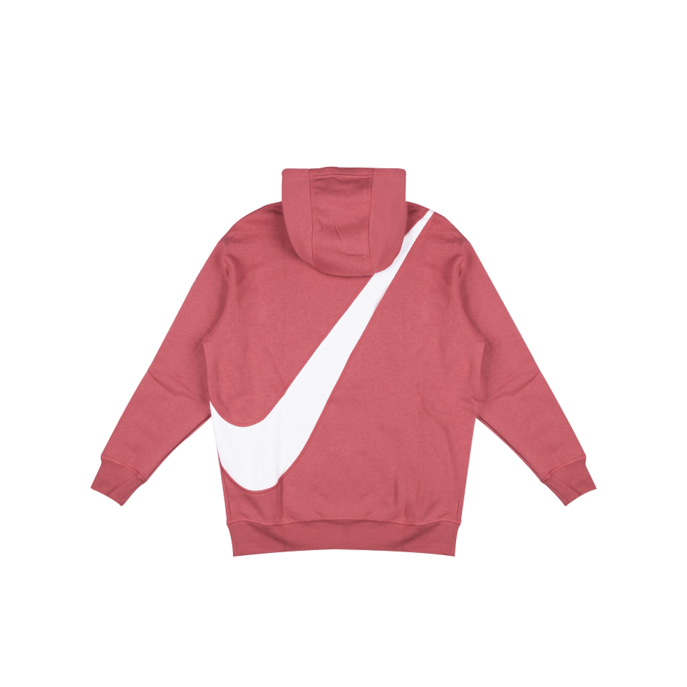 Swsh Hoodie Os Bb - Light RedWood