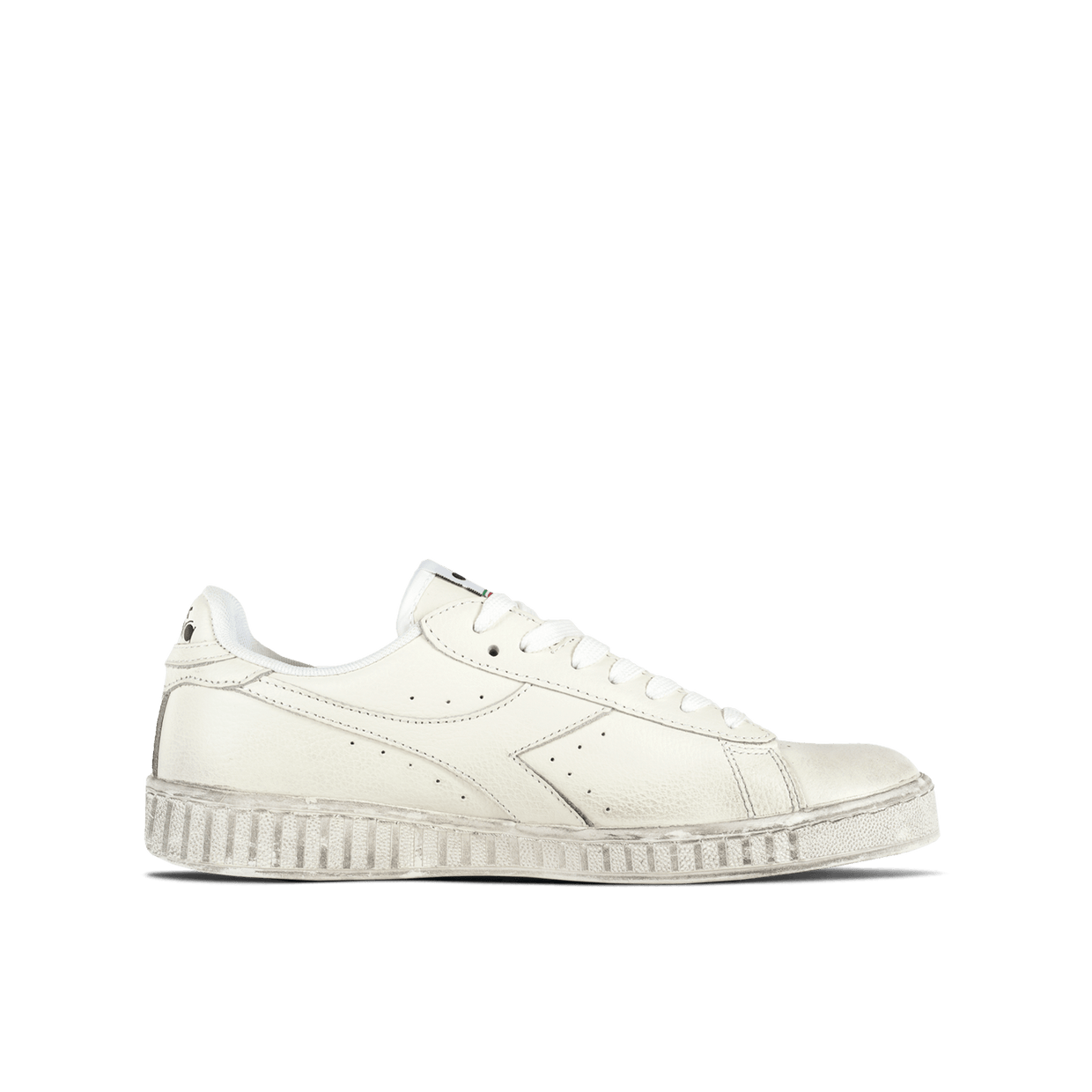 Game L Waxed - White