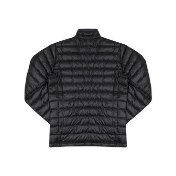 Down Sweater - Black