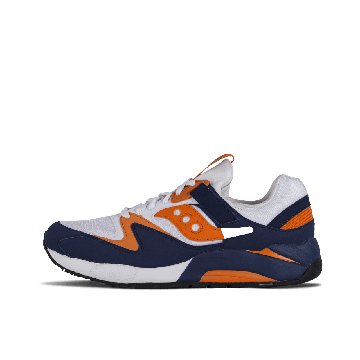 Grid 9000 - White/Blue/Orange