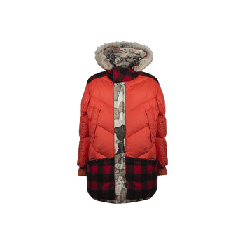 Atlantic Parka - Mimetic/Orange