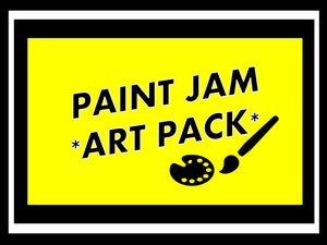Paint Jam ART PACK