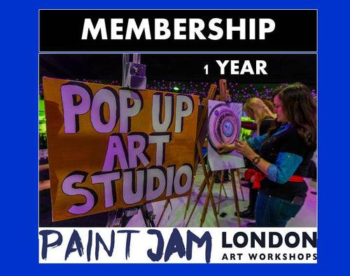 MEMBERSHIP - PAINT JAM LONDON
