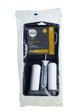 "4"" Harris Ultimate Woodwork Gloss Foam Roller Set"