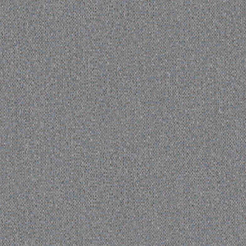 Sumatra Blue and Grey Plain Wallpaper
