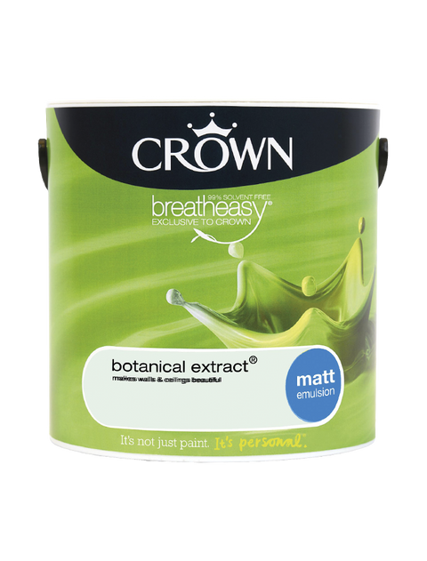 2.5L Crown Matt Emulsion - Botanical Extract