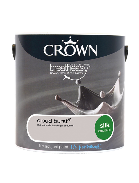 2.5L Crown Silk Emulsion - Cloud Burst