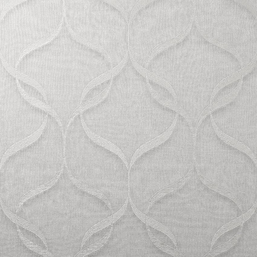 Milano cream geo trellis wallpaper