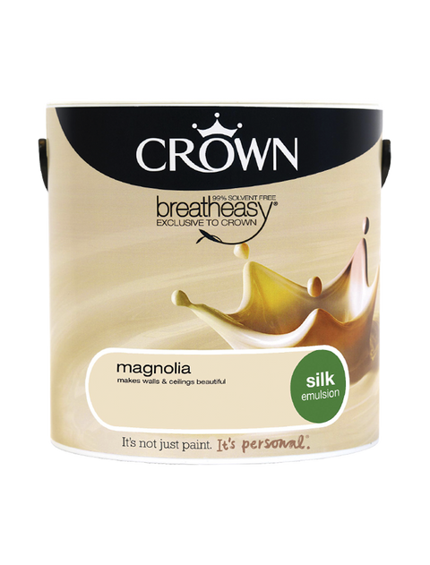 2.5L Crown Silk Emulsion - Magnolia