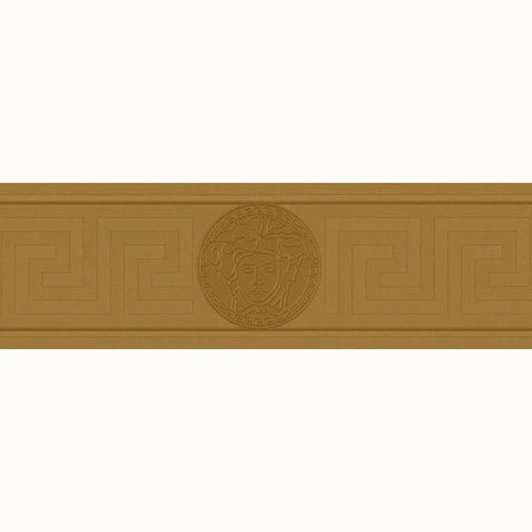 A S Creation Wallpapers Versace Gold Greek Key Border