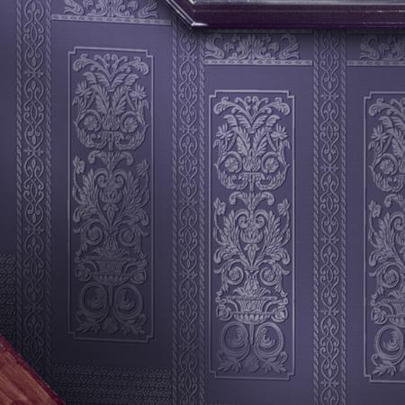 Anaglypta Wallpapers Rococo Dado Panel Wallpaper