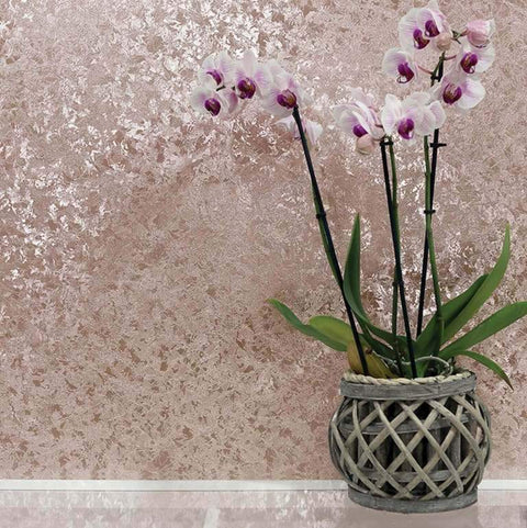 Arthouse Wallpapers Rose Gold Velvet Crush Wallpaper
